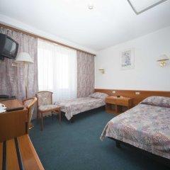 Ангара Отель Иркутск комната для гостей фото 2