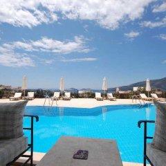 Ekinhan Hotel Турция, Калкан - отзывы, цены и фото номеров - забронировать отель Ekinhan Hotel онлайн бассейн