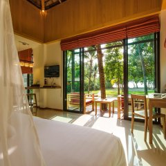 Отель The Mangrove Panwa Phuket Resort комната для гостей