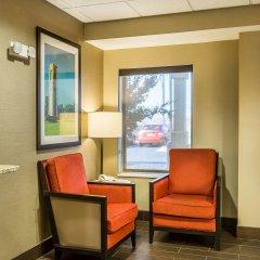 Отель Comfort Inn интерьер отеля фото 3