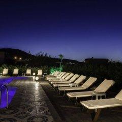 Отель Ilios Studios Stalis бассейн