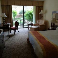 Grand Hotel Excelsior Флориана комната для гостей фото 5