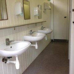 Отель Camping Nemo Юрмала ванная