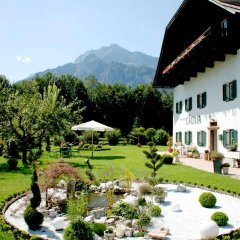 Boutique Hotel & Apartments Am Essigmanngut Аниф фото 4