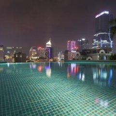 A&Em Corner Sai Gon Hotel бассейн фото 2