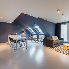 Отель Smartflats Design - Postiers Бельгия, Брюссель - отзывы, цены и фото номеров - забронировать отель Smartflats Design - Postiers онлайн балкон