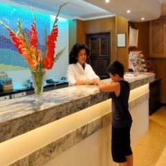 Hotel Abrat сауна
