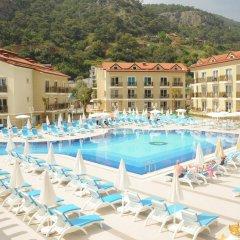 Marcan Resort Hotel бассейн фото 3