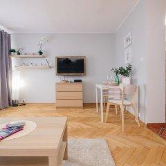 Отель Esperanto Pastel Apartment Польша, Варшава - отзывы, цены и фото номеров - забронировать отель Esperanto Pastel Apartment онлайн комната для гостей фото 2
