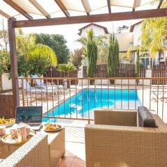 Отель Marilena Villa бассейн фото 2