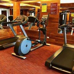 Отель Mom Tri S Villa Royale пляж Ката фитнесс-зал