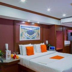 Отель Pacific Club Resort Пхукет комната для гостей фото 5