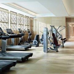Отель Langham Place Guangzhou Гуанчжоу фитнесс-зал фото 3