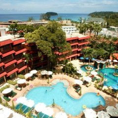 Отель Chanalai Flora Resort, Kata Beach пляж