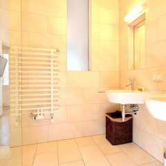 Апартаменты Vienna Residence Stylish Apartment for two People in the Center of Vienna Вена ванная