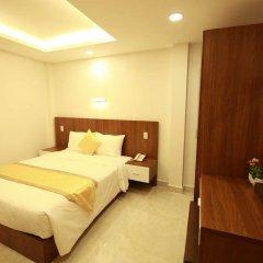 Kim Hoa Da Lat Hotel Далат сейф в номере
