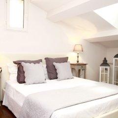 Отель Vicolo Moroni Apartment Италия, Рим - отзывы, цены и фото номеров - забронировать отель Vicolo Moroni Apartment онлайн комната для гостей фото 4