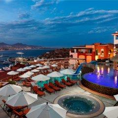 Отель The Ridge at Playa Grande Luxury Villas Мексика, Кабо-Сан-Лукас - отзывы, цены и фото номеров - забронировать отель The Ridge at Playa Grande Luxury Villas онлайн бассейн