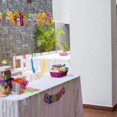 Hotel Latitud 15 детские мероприятия