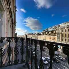 Апарт-отель Невский 78 балкон