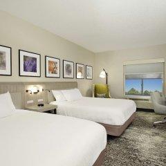 Отель Hilton Garden Inn Columbus-University Area США, Колумбус - отзывы, цены и фото номеров - забронировать отель Hilton Garden Inn Columbus-University Area онлайн комната для гостей фото 5
