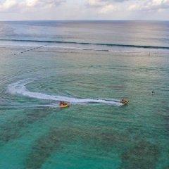 Отель Rivers Beach & Spa Мальдивы, Северный атолл Мале - отзывы, цены и фото номеров - забронировать отель Rivers Beach & Spa онлайн пляж фото 2