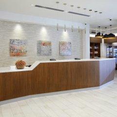 Отель SpringHill Suites by Marriott Columbus Easton Area США, Колумбус - отзывы, цены и фото номеров - забронировать отель SpringHill Suites by Marriott Columbus Easton Area онлайн интерьер отеля фото 2