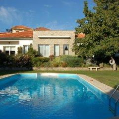 Отель Quinta Do Terreiro Ламего бассейн