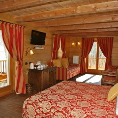 Отель Les Combes Ла-Саль комната для гостей фото 2
