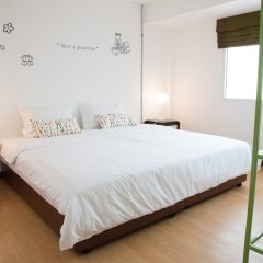 Отель Bed & Body Bangkok комната для гостей