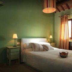 Отель Agriturismo Segnavento - Zaccagnini Стаффоло комната для гостей фото 5