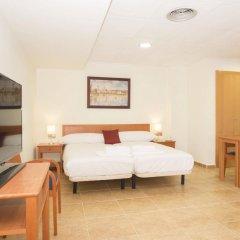 Отель Viveros Испания, Валенсия - отзывы, цены и фото номеров - забронировать отель Viveros онлайн комната для гостей фото 5