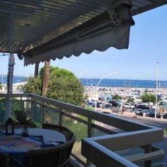 Отель MARAZUR балкон