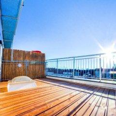 Отель Wienwert Holiday & Business Apartments Австрия, Вена - отзывы, цены и фото номеров - забронировать отель Wienwert Holiday & Business Apartments онлайн балкон