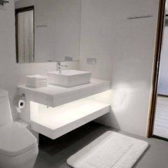 Отель Residence Rajtaevee Бангкок ванная
