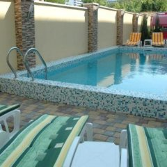 Гостиница Вилла Панама Украина, Одесса - отзывы, цены и фото номеров - забронировать гостиницу Вилла Панама онлайн бассейн фото 2
