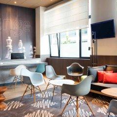 Отель Ibis Centre Gare Midi Брюссель интерьер отеля