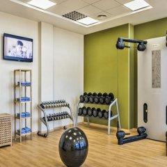 Отель Холидей Инн Киев фитнесс-зал фото 3