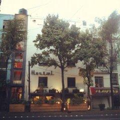 Отель Stayinn Barefoot Condesa Мехико