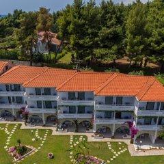 Отель Porfi Beach Ситония спортивное сооружение