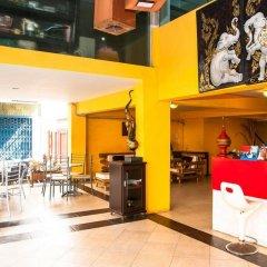 Отель Nida Rooms Rama 4 Platinum Бангкок интерьер отеля
