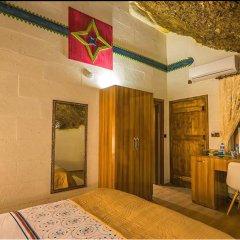 Отель Seval White House Kapadokya Аванос комната для гостей