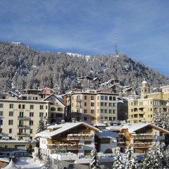 Отель Languard Швейцария, Санкт-Мориц - отзывы, цены и фото номеров - забронировать отель Languard онлайн фото 2
