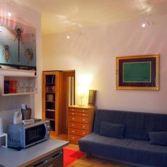 Отель Apartamenty Galeria Польша, Варшава - отзывы, цены и фото номеров - забронировать отель Apartamenty Galeria онлайн комната для гостей фото 5