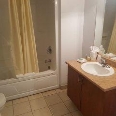 Отель Les Suites Labelle Hotel Канада, Монреаль - отзывы, цены и фото номеров - забронировать отель Les Suites Labelle Hotel онлайн ванная