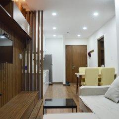 Отель Maika Condotel DaLat Далат комната для гостей фото 2