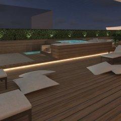 Отель Metropol Ceccarini Suite Риччоне бассейн фото 2