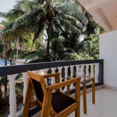 Отель OYO 10794 Calangute Гоа балкон