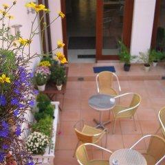 Отель Carol Прага балкон