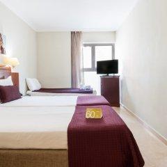 Отель Exe Mitre Барселона комната для гостей фото 5